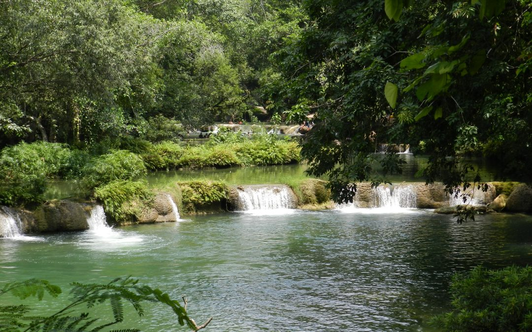 Chet Sao Noi Wasserfall